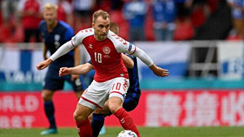 Denmark midfielder Eriksen's condition 'stable'
