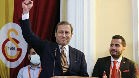 Burak Elmas elected as Galatasaray new president