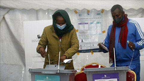 Ethiopians throng polling stations to vote in parliamentary polls