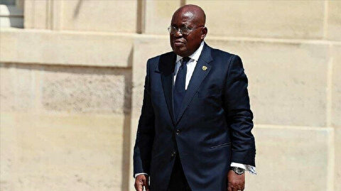 Ghana's president re-elected chairman of ECOWAS