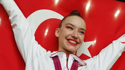World Games names Ayse Begum Onbasi as Athlete of Month