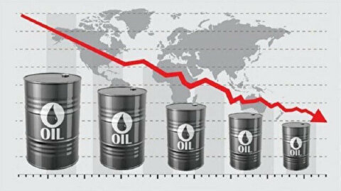 Oil prices down as economic concerns offset tightening supplies
