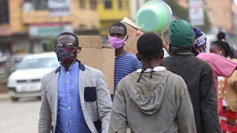 Africa records 1M coronavirus cases in past month