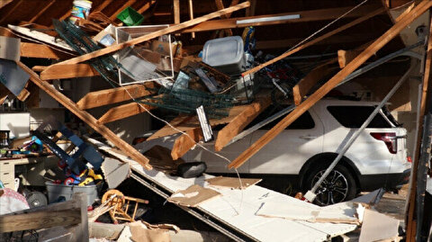 Eight injured as tornado hits southeastern Canada