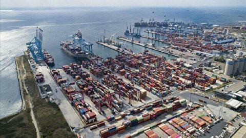 Turkish exports break records in June, first half of year
