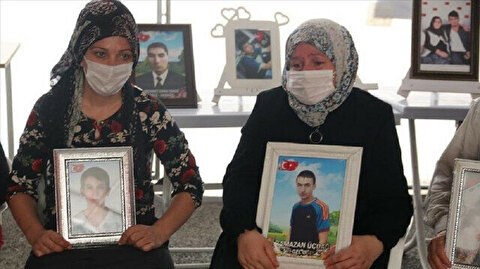 Sit-in families in Turkey mark another Eid without their children