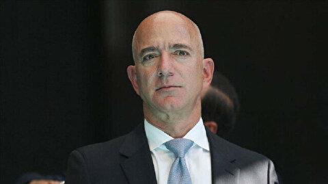 Rocket carrying Amazon founder Jeff Bezos reaches edge of space