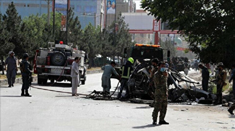 Rockets land near Afghan presidential palace: Report