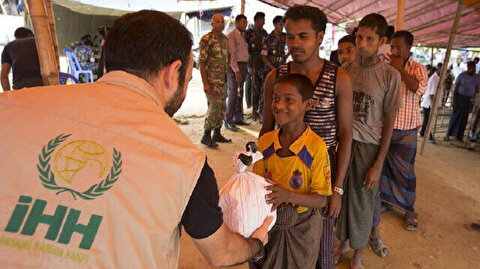 Turkish sponsors donate Eid meat for thousands of Yemenis