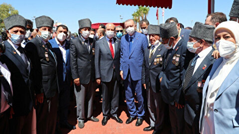 Turkish officials mark 47th anniversary of Cyprus peace operation
