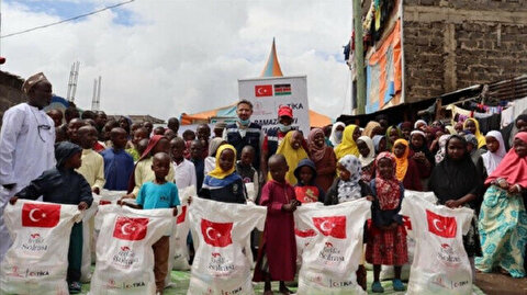 Turkish aid projects in Kenya provide valuable support