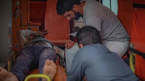 Regime attack kills 7 civilians in northwestern Syria