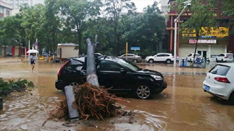 Death toll in China floods rises to 33
