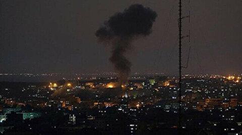 Explosion kills 1, injures 10 in Gaza