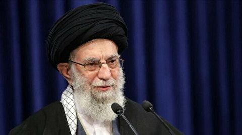 Iran's Khamenei raps officials over Khuzestan water crisis