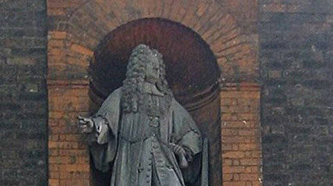 Will statue of 17th century British merchant come down over his trafficking in slaves?