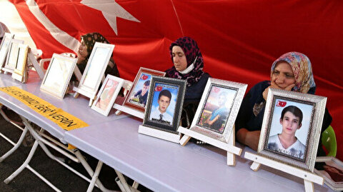 Sit-in against terror group PKK continues in SE Turkey