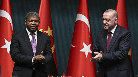 'Turkey, Angola agree to reach $500M trade volume': Erdogan