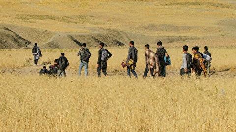 More than 85 Afghan irregular migrants nabbed in eastern Turkey