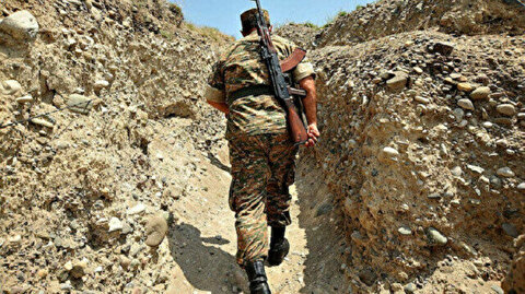Two Azerbaijani soldiers wounded by Armenian fire