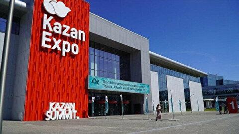 International economic summit kicks off in Russia's Kazan