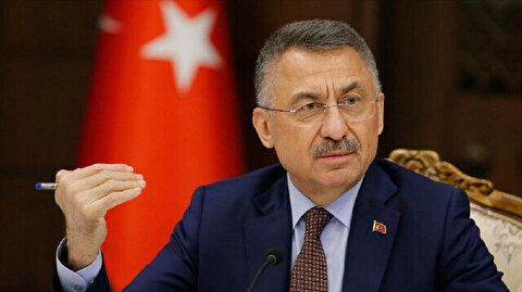 'EU is part of deadlock on Cyprus,' Turkey's vice president says