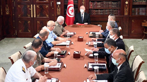 Tunisian president fires 24 state officials since Sunday
