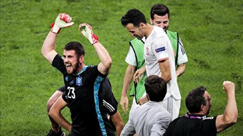 Spain reach EURO 2020 semifinals after beating Switzerland