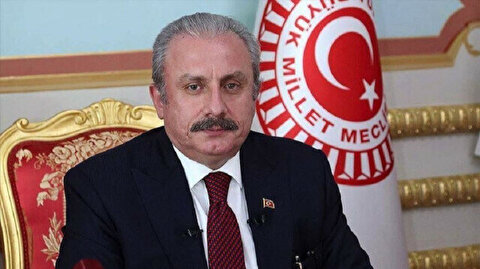 Turkish parliament speaker greets Morocco on 22nd anniversary of king's coronation