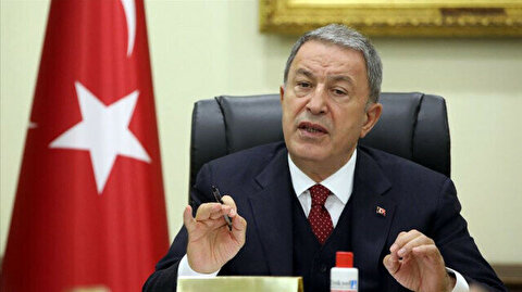 Turkish, Afghan defense ministers discuss Kabul airport