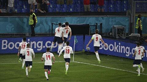England dominate Ukraine 4-0 to reach EURO 2020 semifinals