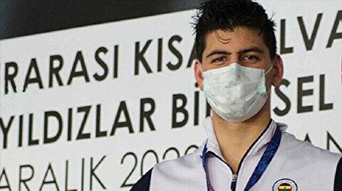 Turkey's Mert Kilavuz wins gold at Euro Junior Championships