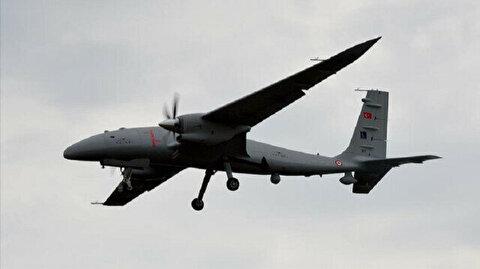 Turkish Akinci combat drone sets new national aviation record