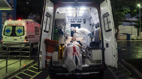 COVID-19 claims over 3,800 more lives in Brazil