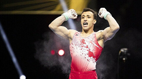 Turkish gymnast Adem Asil becomes European bronze medalist