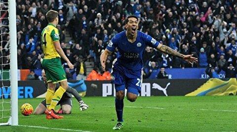 Leicester şampiyonluğa koşuyor