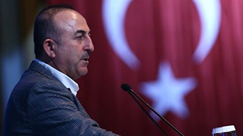 Transition towards peace in Syria can't involve Assad: Turkish FM