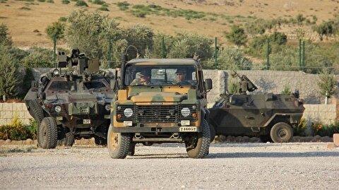 تعزيزات عسكرية للقوات التركية على الحدود مع سوريا