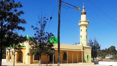 Restoration of Ethiopian mosque nears completion
