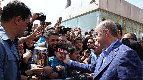 Erdoğan says result of referendum clear