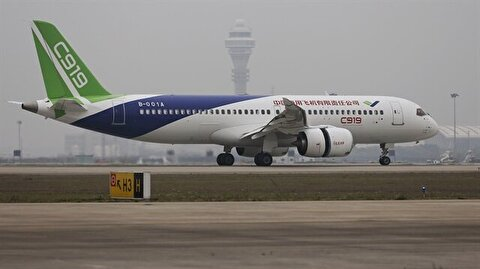 With maiden jet flight, China enters dog-fight with Boeing, Airbus