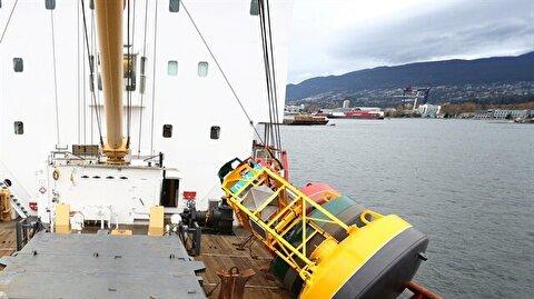 Canada attempting high-seas rescue in Atlantic