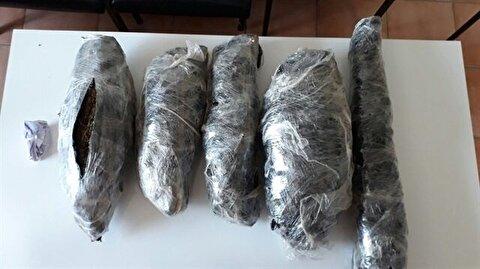 Çorum Haber: Çorum'da uyuşturucu operasyonu: 4 tutuklama