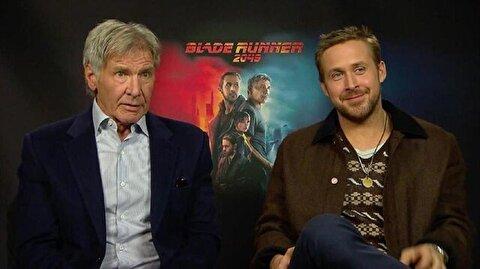 Ford, Gosling spill the beans on Blade Runner sequel