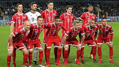 Bayern Münih'in yıldızı Beşiktaş maçında yok