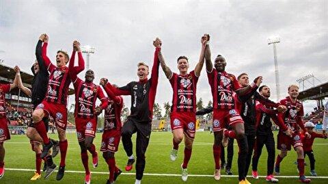 Östersunds'tan Arsenal'a olay cevap
