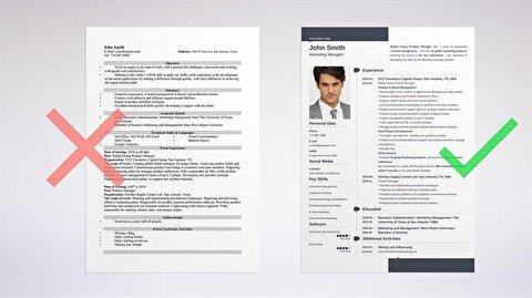CV (özgeçmiş) Nasıl Hazırlanılır?