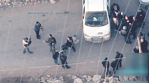"""بالصور.. """"ب ي د"""" الإرهابيّ يقمع المدنيين ويمنعهم من مغادرة """"عفرين"""""""