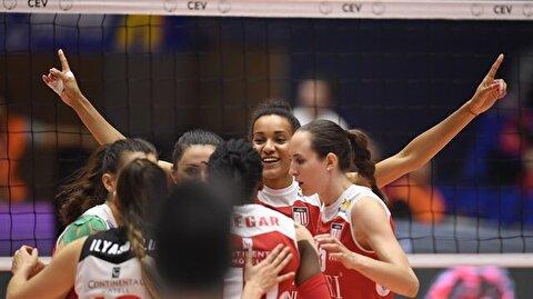 Turkish women's team wins top league final