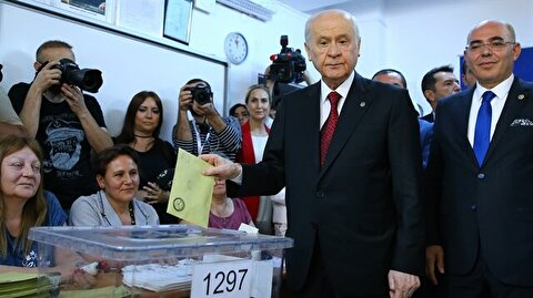 MHP head congratulates Erdoğan on poll success